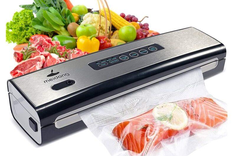 Top 5 Best Food Vacuum Sealer Machine UK