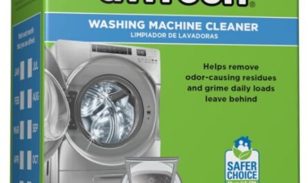 Best Front Loader Washing Machine Cleaner Diy