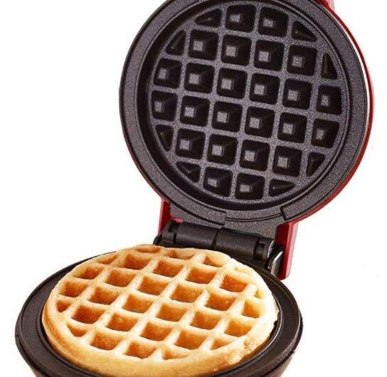 Best Mini Waffle Maker For Chaffles