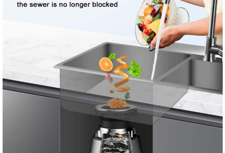 Top 5 Best Compact Garbage Disposal For Deep Sink