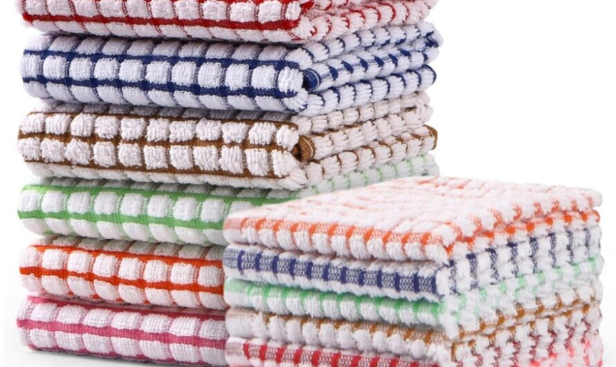 The 5 Best Kitchen Towels For Drying Dishes