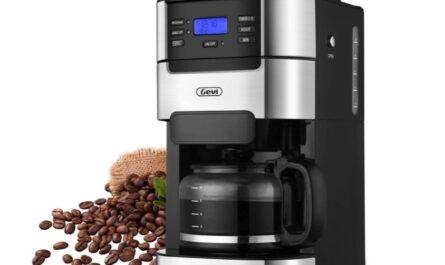 Coffee Machine With Garinder