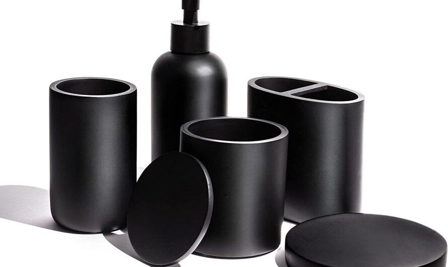The 5 Best kitchen Countertop Soap Dispenser Pump Black