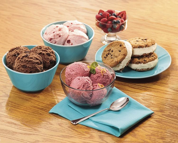 Top 5 Best Ice Cream Maker For Non Dairy Ice Cream